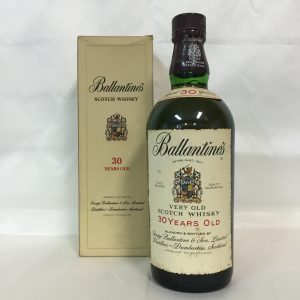 ballantines 30's